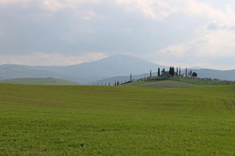 Monte Amiata south of Siena