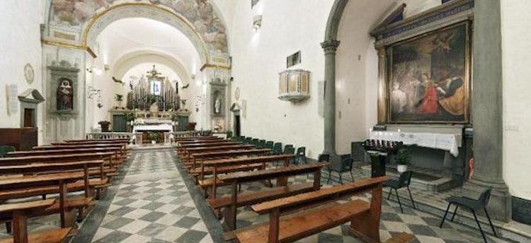 Church in Montecatini
