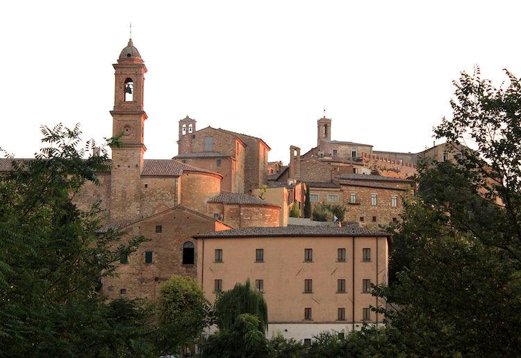 Montepulciano: Skyline