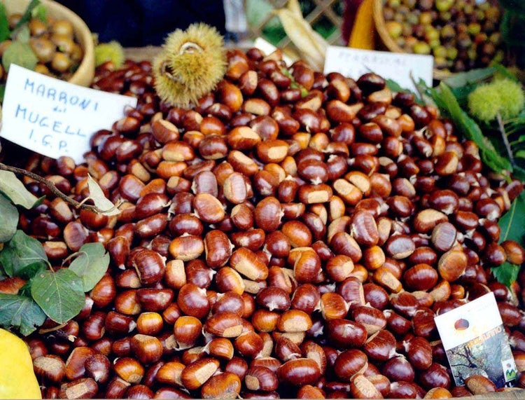 Chestnuts in Tuscan Craft Beers