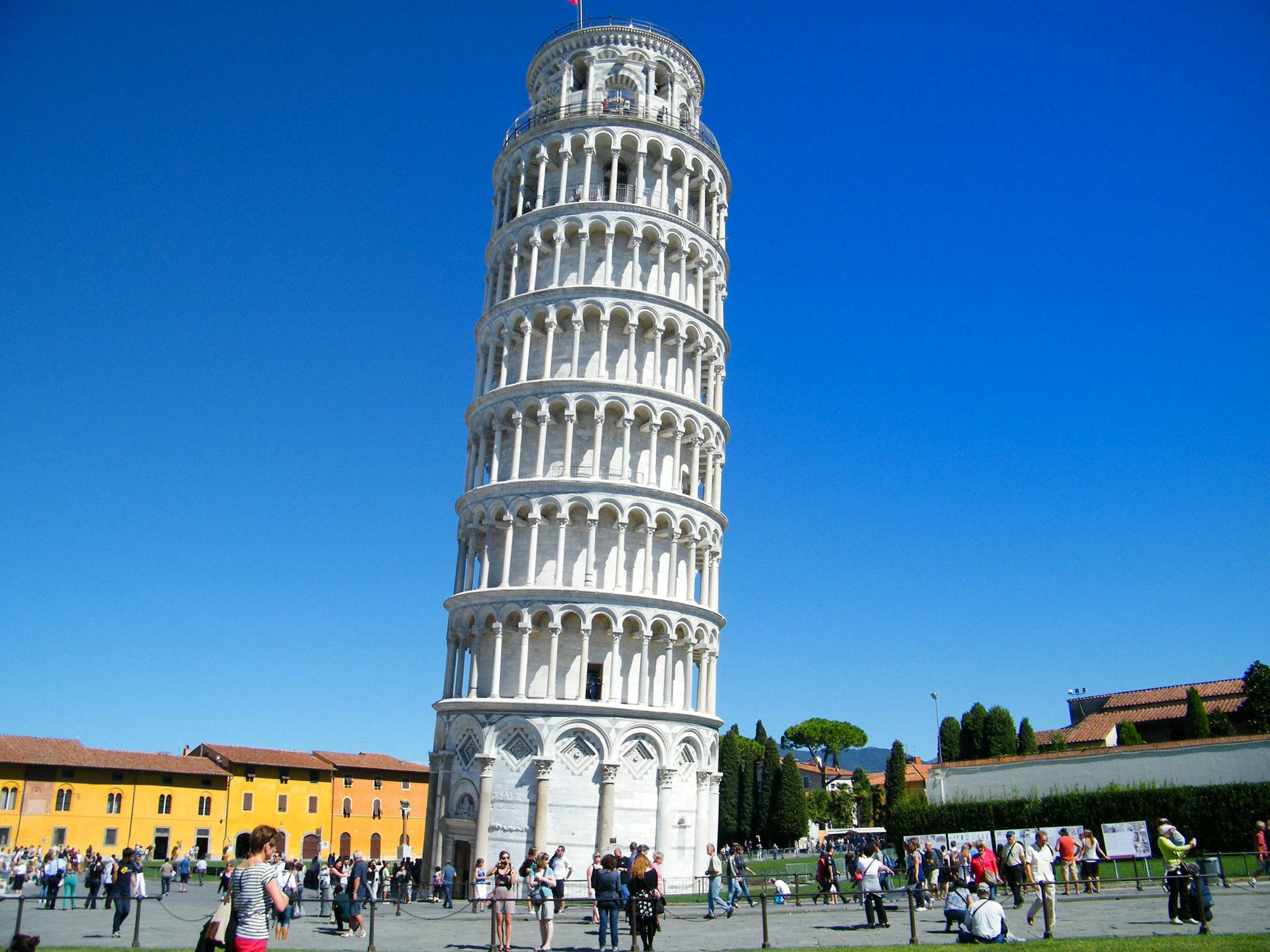 Visit The Leaning Tower Of Pisa Climb To The Top Of The Leaning Tower Of Pisa