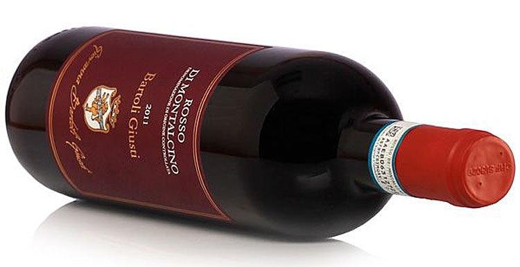 Montalcino Wine from Bartoli Giusti in Val d'Orcia Tuscany