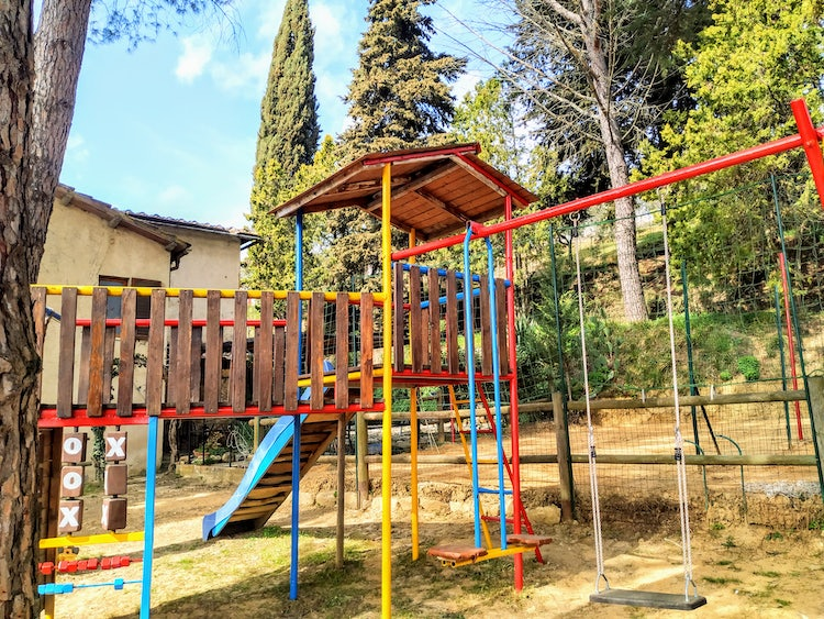 Games for all ages at Agriturismo Vernianello