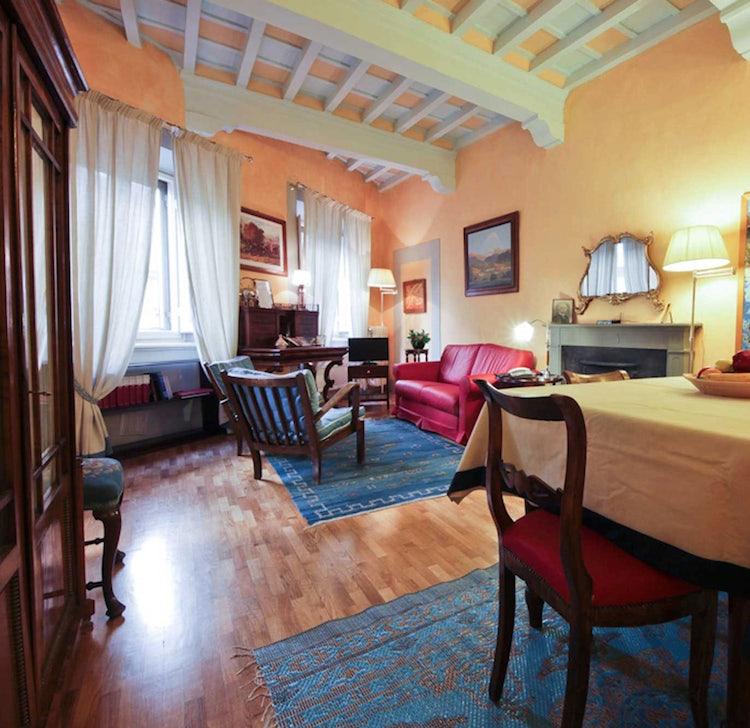 B&B accomodations Casa Tornabuoni