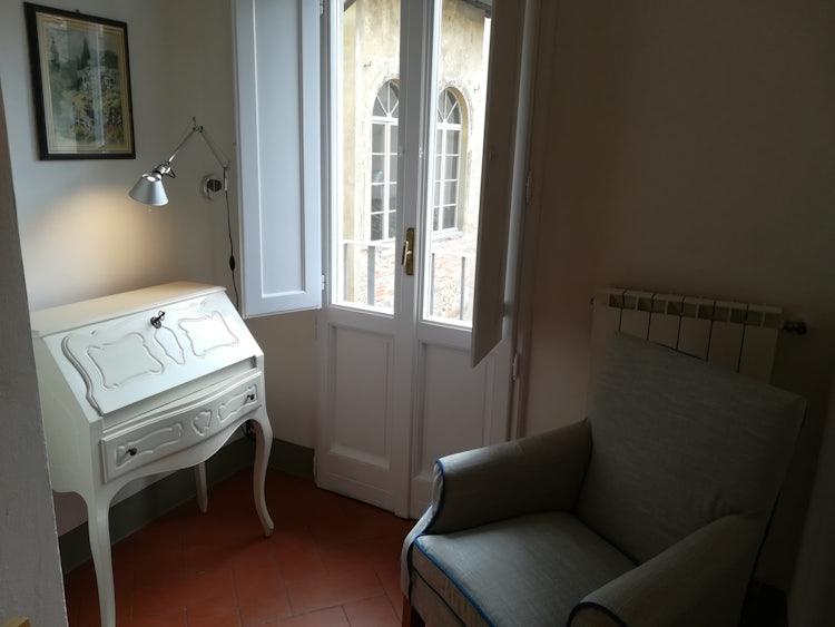 Borgo de Greci: Sitting room with view outdoors