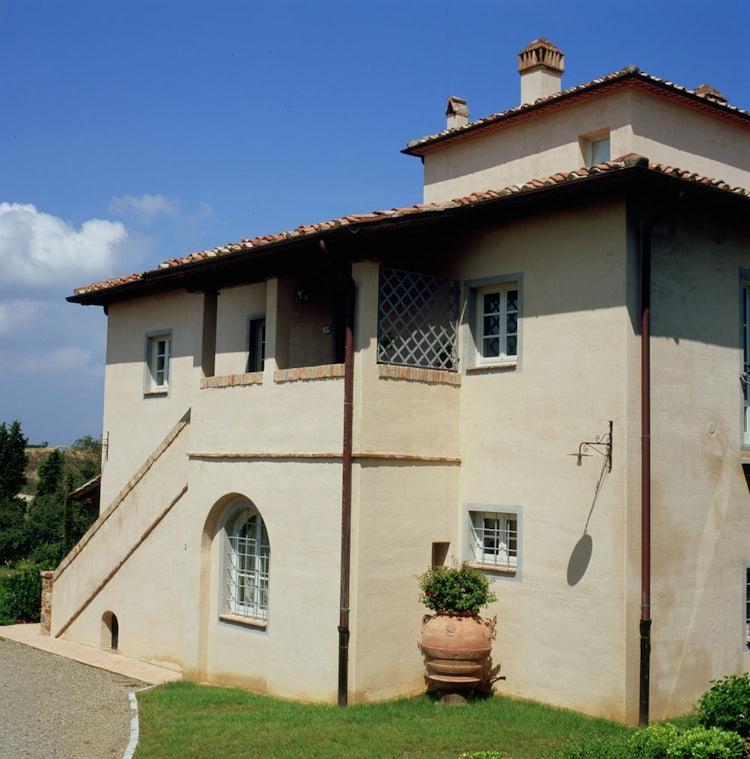 Borgo della Meliana: on the via Francigena