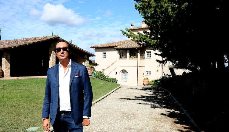 Borgo della Meliana:  Giulio Bensi, your host
