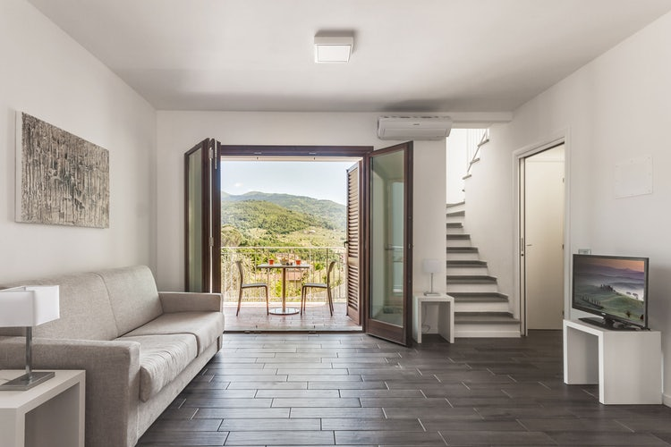 Apartments with panoramic terrace at Florence Hills Luxury Resort