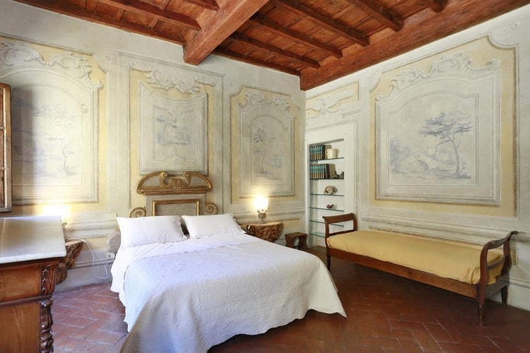 Residenza di charme pressi piazza Pitti :: Top Ten Oltrarno Accommodations at Visit Florence