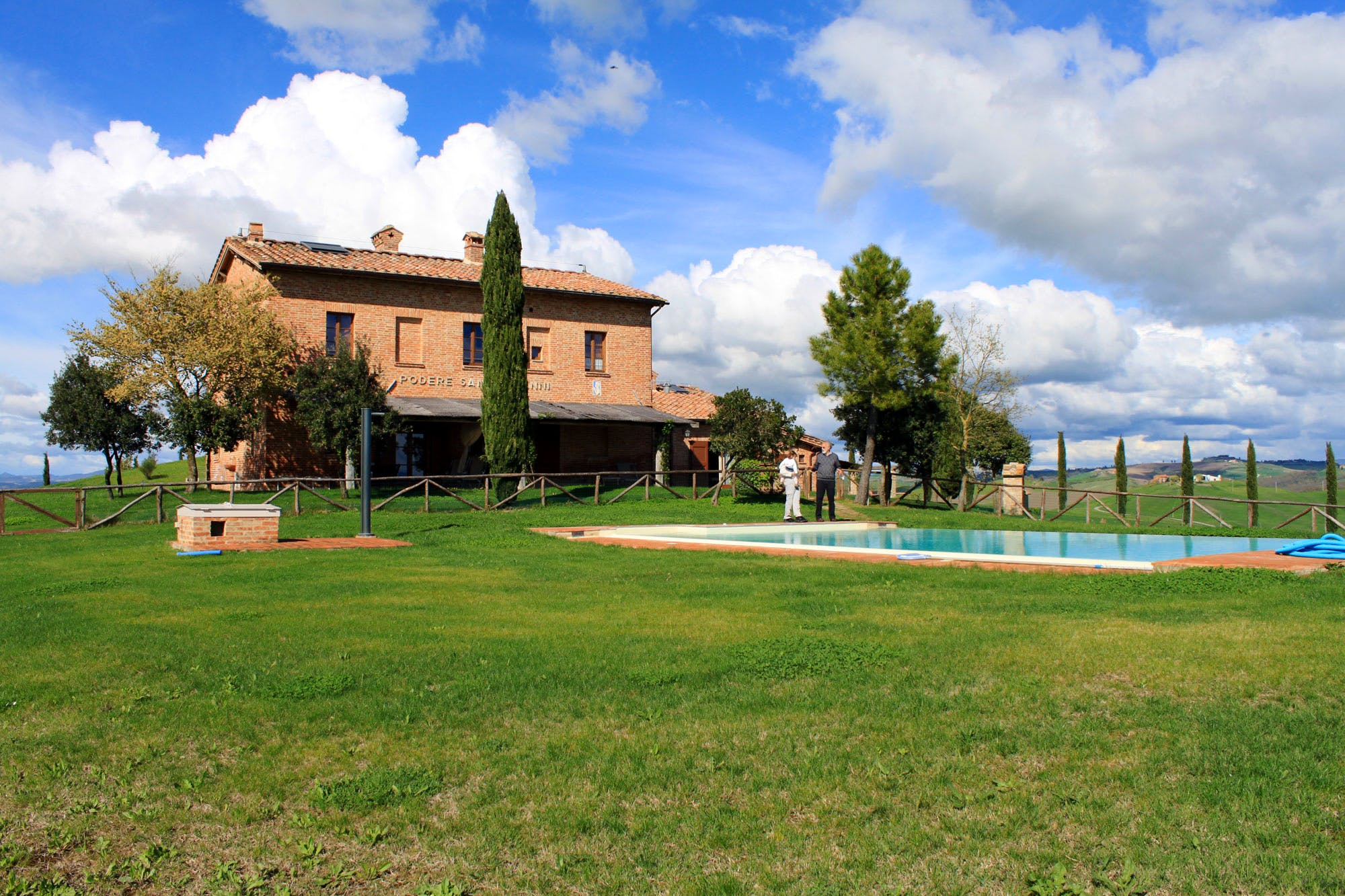 Accommodation In Tuscany Farmhouses Villas B B Apartments For Rent In Tuscany Italy