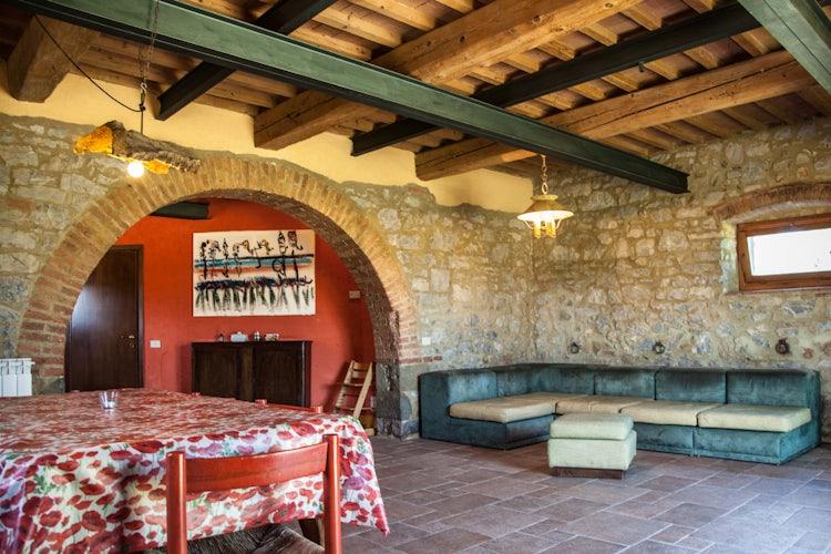 Bedroom at Agriturismo Valentina near Talamone