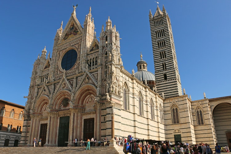 A fabulous day trip to Siena from San Gimignano