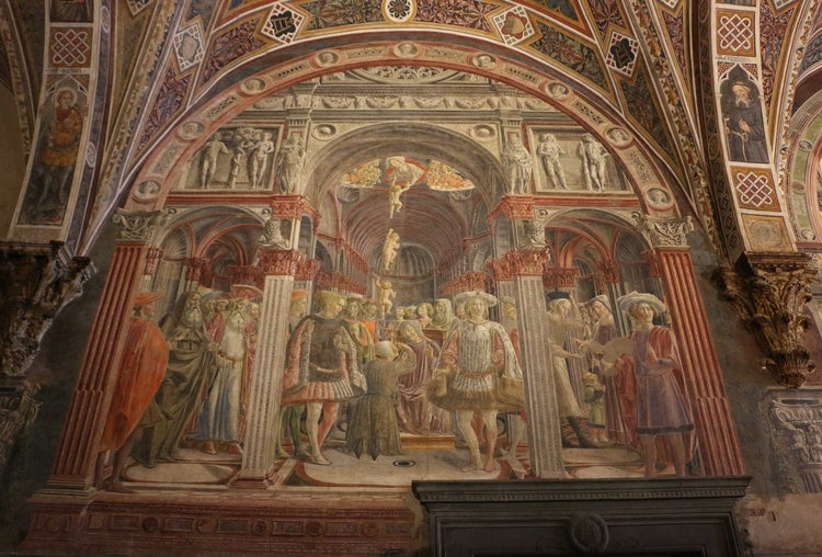 Navigating Santa Maria della Scala in Siena