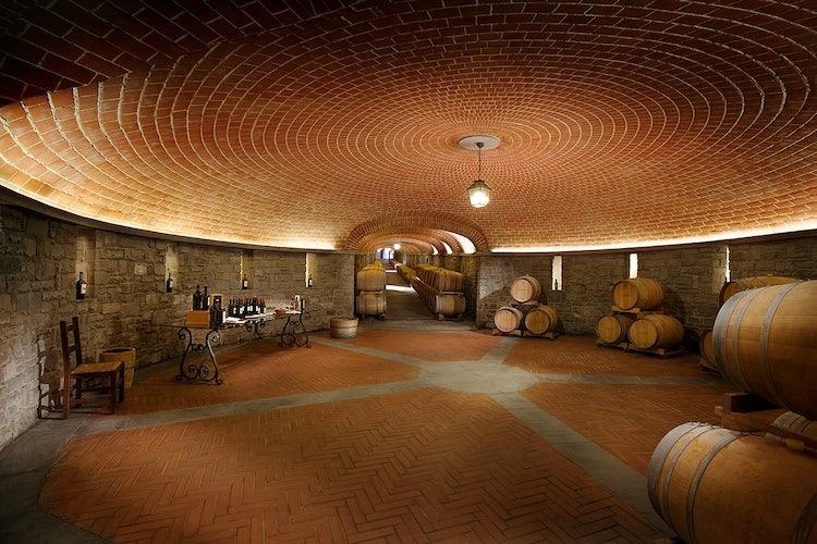 Visit il Boro for a wine tasting near Loro Ciuffenna