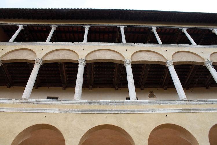 Palazzo Piccolomini a Pienza