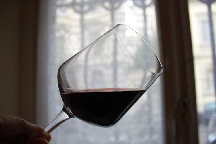 Degustazione di vino in Chianti