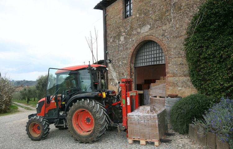La Lastra Vineyards & Farm: The Ultimate Wine Experience