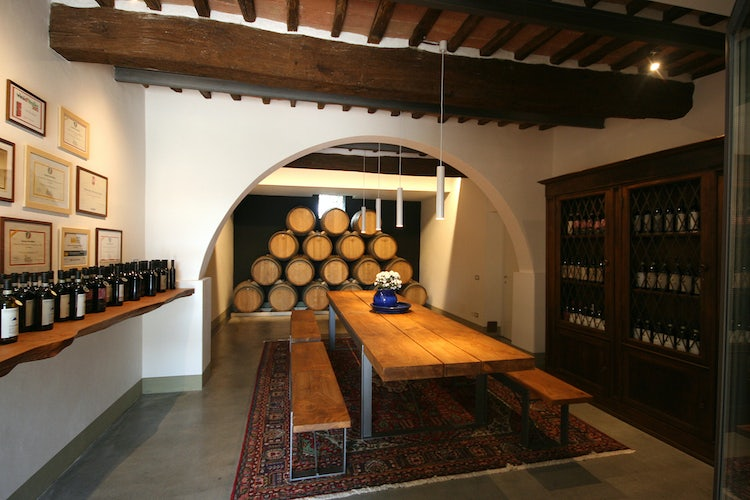 La Lastra Vineyards tasting room: The Ultimate Wine Experience