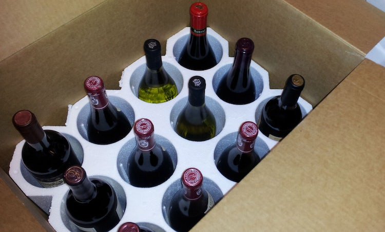 How to pack your wine to take home from Tuscany